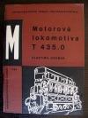 Motorová lokomotiva T 435.0