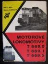 Motorové lokomotivy T 669.0, T 669.1, T 669.5