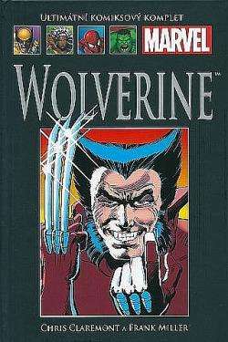 Wolverine obálka knihy
