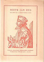 Mistr Jan Hus : Pásmo k 6. červenci 1946 obálka knihy