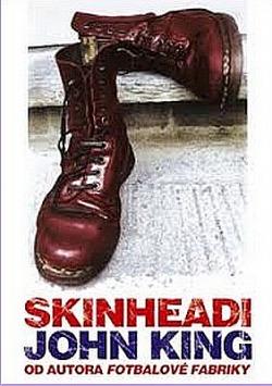 Skinheadi obálka knihy
