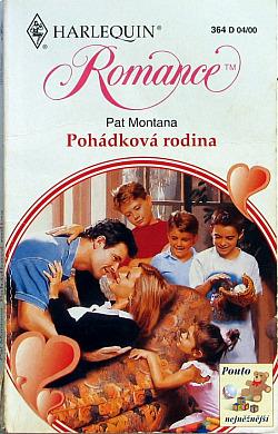 Pohádková rodina obálka knihy