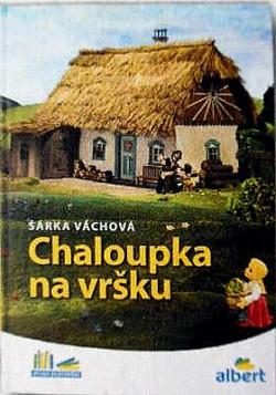 Chaloupka na vršku obálka knihy
