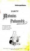 Svatý Antonius Paduánský