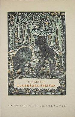 Loupežník Selivan obálka knihy