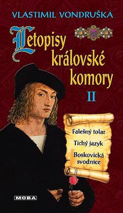 Falešný tolar, Tichý jazyk, Boskovická svodnice obálka knihy