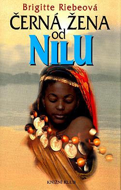 Černá žena od Nilu obálka knihy