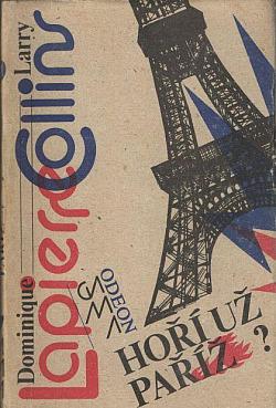 Hoří už Paříž? obálka knihy