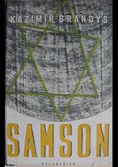 Samson obálka knihy