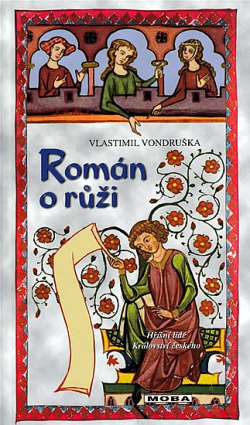 Román o růži obálka knihy