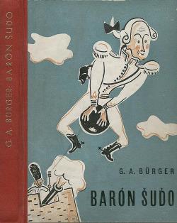 Barón Šuďo obálka knihy