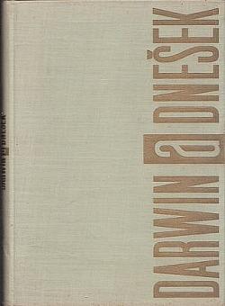 Darwin a dnešek obálka knihy