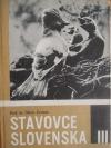 Stavovce Slovenska III Vtáky 2