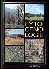 Fytocenologie obálka knihy