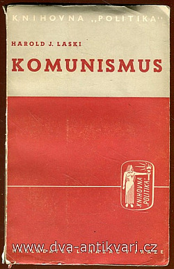 Komunismus obálka knihy