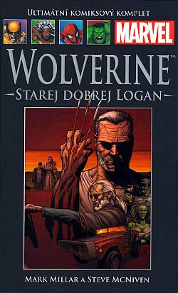 Wolverine: Starej dobrej Logan obálka knihy