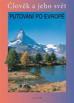 Vlastivěda - Putování po Evropě obálka knihy