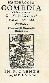 Mandragora obálka knihy