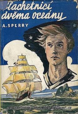 Plachetnicí dvěma oceány obálka knihy