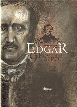Edgar – Devět povídek E.A. Poea obálka knihy