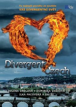 DivergentCzech obálka knihy