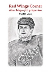 Red Wings Corner obálka knihy