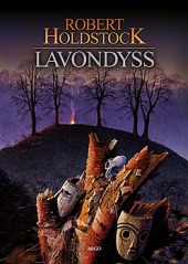 Lavondyss obálka knihy