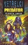 Planeta lovců obálka knihy