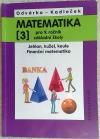 Matematika pro 9. ročník základní školy, 3. díl