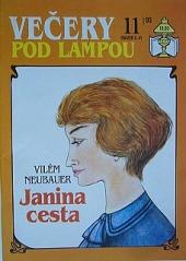 Janina cesta obálka knihy