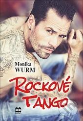 Rockové tango obálka knihy