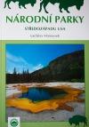 Národní parky Středozápadu USA