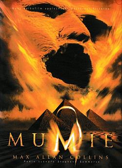 Mumie obálka knihy