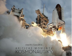 Kritické momenty kosmonautiky obálka knihy