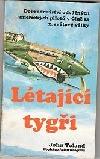 Létající tygři obálka knihy