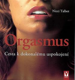 Orgasmus obálka knihy