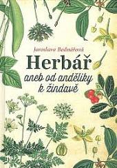 Herbář aneb od anděliky k žindavě obálka knihy