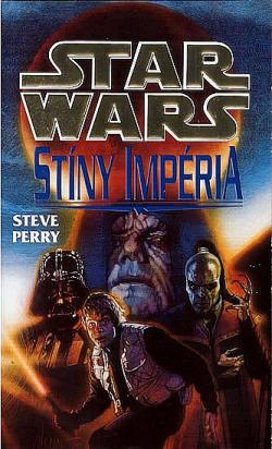 Stíny Impéria obálka knihy
