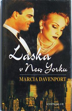 Láska v New Yorku obálka knihy