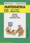 Matematika 1 pro 7. ročník ZŠ