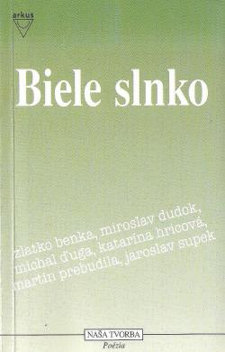 Biele slnko obálka knihy
