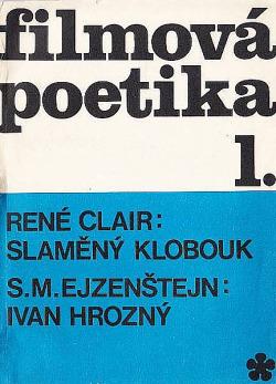 Filmová poetika 1. obálka knihy