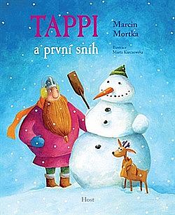 Tappi a první sníh obálka knihy