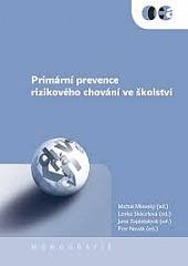 Primární prevence rizikového chování ve školství obálka knihy
