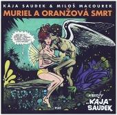 Muriel a oranžová smrt obálka knihy