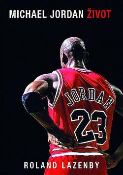 Michael Jordan - Život obálka knihy
