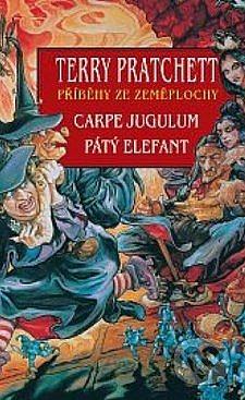 Kniha Pátý elefant (Terry Pratchett)