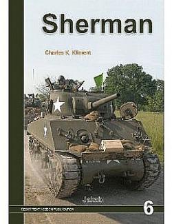 Sherman obálka knihy