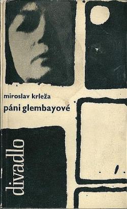 Páni Glembayové obálka knihy