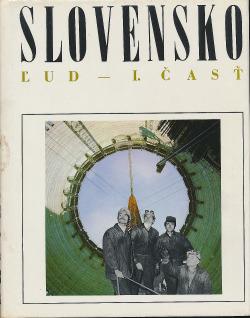 Slovensko: Ľud - I. časť obálka knihy